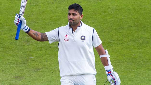 Will have to be mentally switched on in England, says Murali Vijay