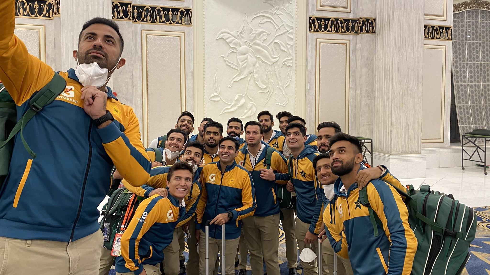 NZ v PAK 2020-21: PCB confirms 8 COVID-19 positive cases in Pakistan team