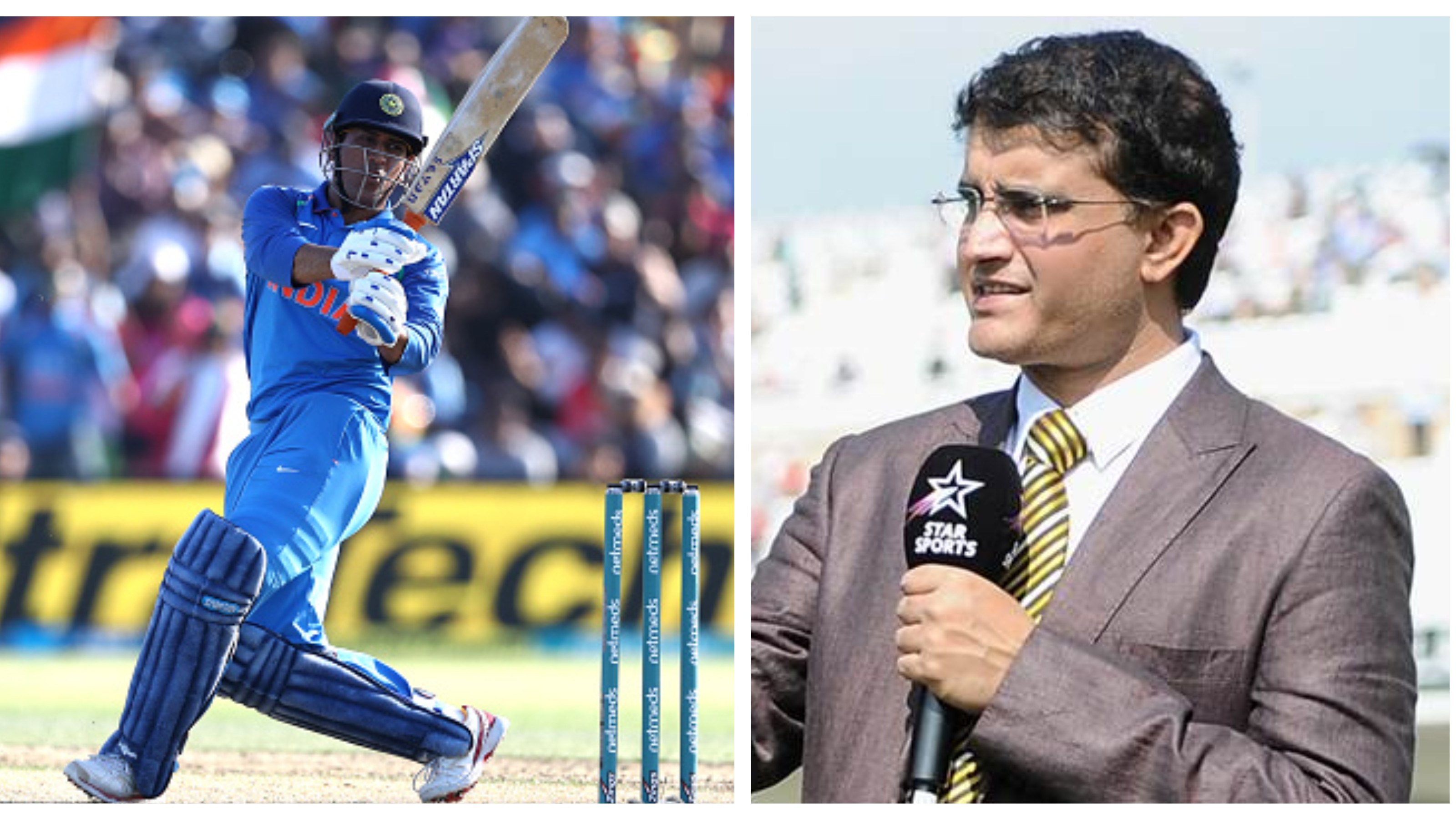 NZ v IND 2019: Ganguly finds Dhoni's return to form as the biggest positive for India from the Trans-Tasman tour