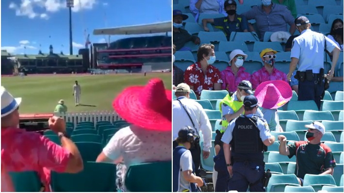 AUS v IND 2020-21: WATCH - Clip of crowd going after Mohammed Siraj circulates on social media