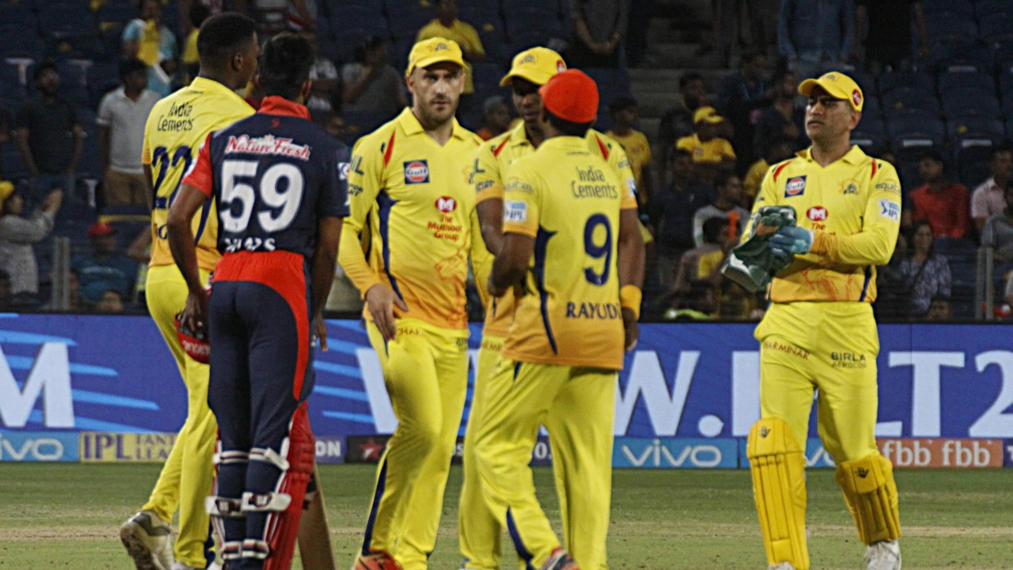 IPL 2018: MS Dhoni expresses concern over CSK's bowling woes