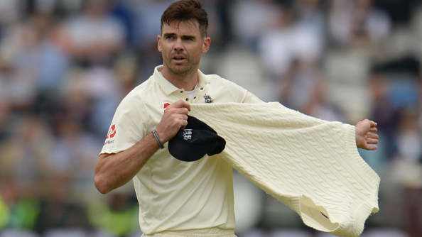 James Anderson might play for Surrey to gear up for India Tests