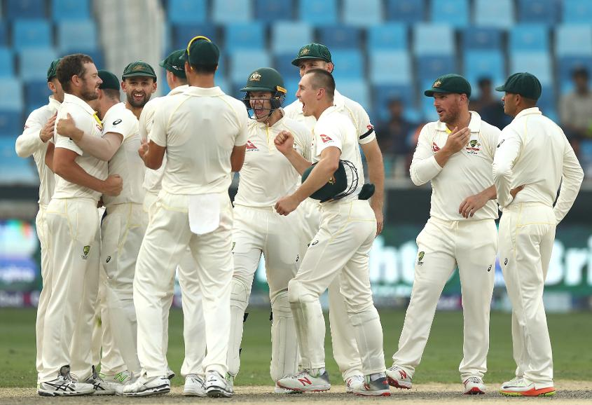 Finch pleased with Australia comeback on Day 3 | Getty Images
