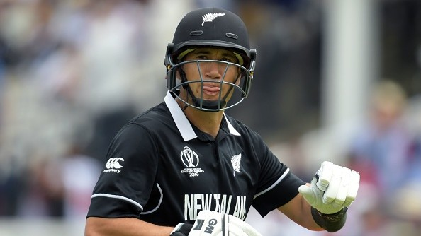 Form and fitness will decide whether 2023 WC is a realistic possibility: Ross Taylor