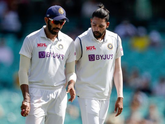 Bumrah and Siraj were targets for SCG crowd's racial abuse   AP