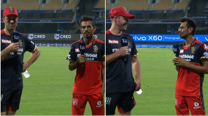IPL 2021: WATCH - AB de Villiers gives insight on his blistering knock against Kolkata Knight Riders