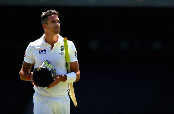 Kevin Pietersen | GETTY