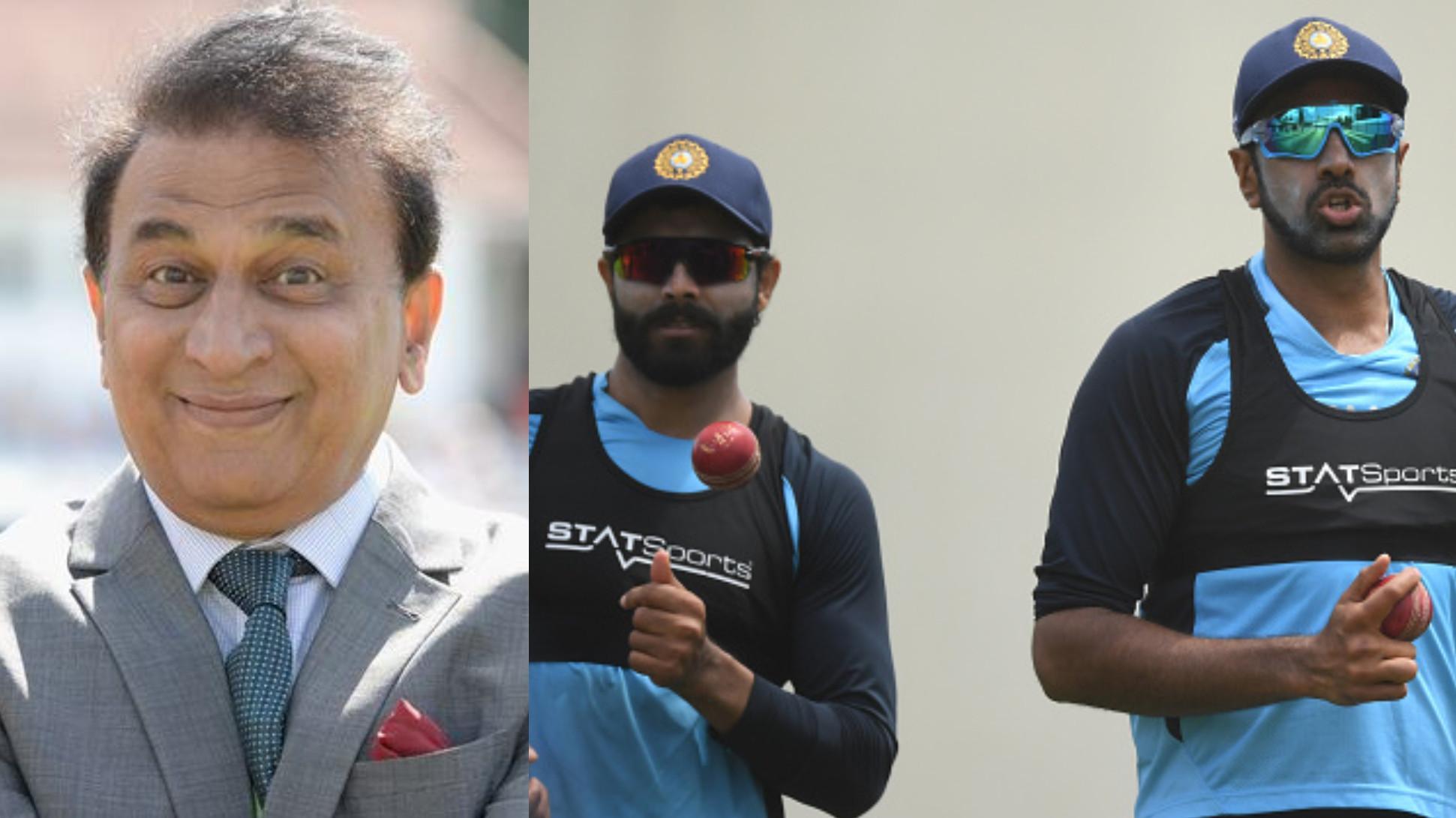 WTC 2021 Final: Sunil Gavaskar expects both Jadeja and Ashwin to play in 'boiling hot' Southampton