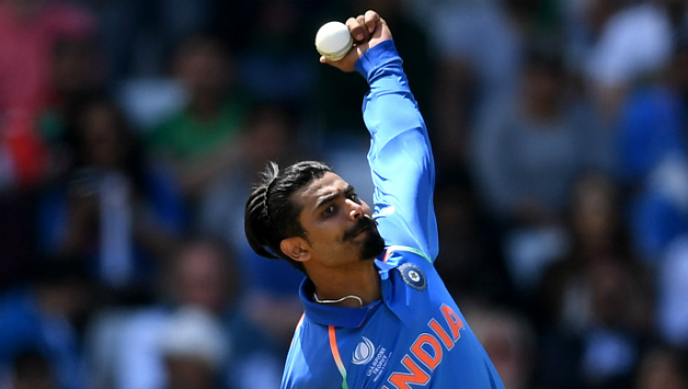 Ravindra Jadeja has been recalled in the team after a year   Getty