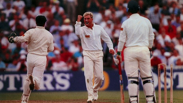 Shane Warne recalls his iconic 'Ball of the Century' from 1993 Ashes