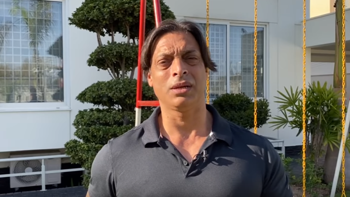 WATCH: Shoaib Akhtar slams Pakistani people for not taking COVID-19 pandemic seriously