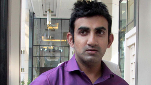 Gautam Gambhir explains his side of story in Real Estate fraud case