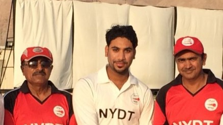 Oman's Yousuf Abdulrahim Al Balushi banned for seven years from all cricket by ICC on match-fixing charges