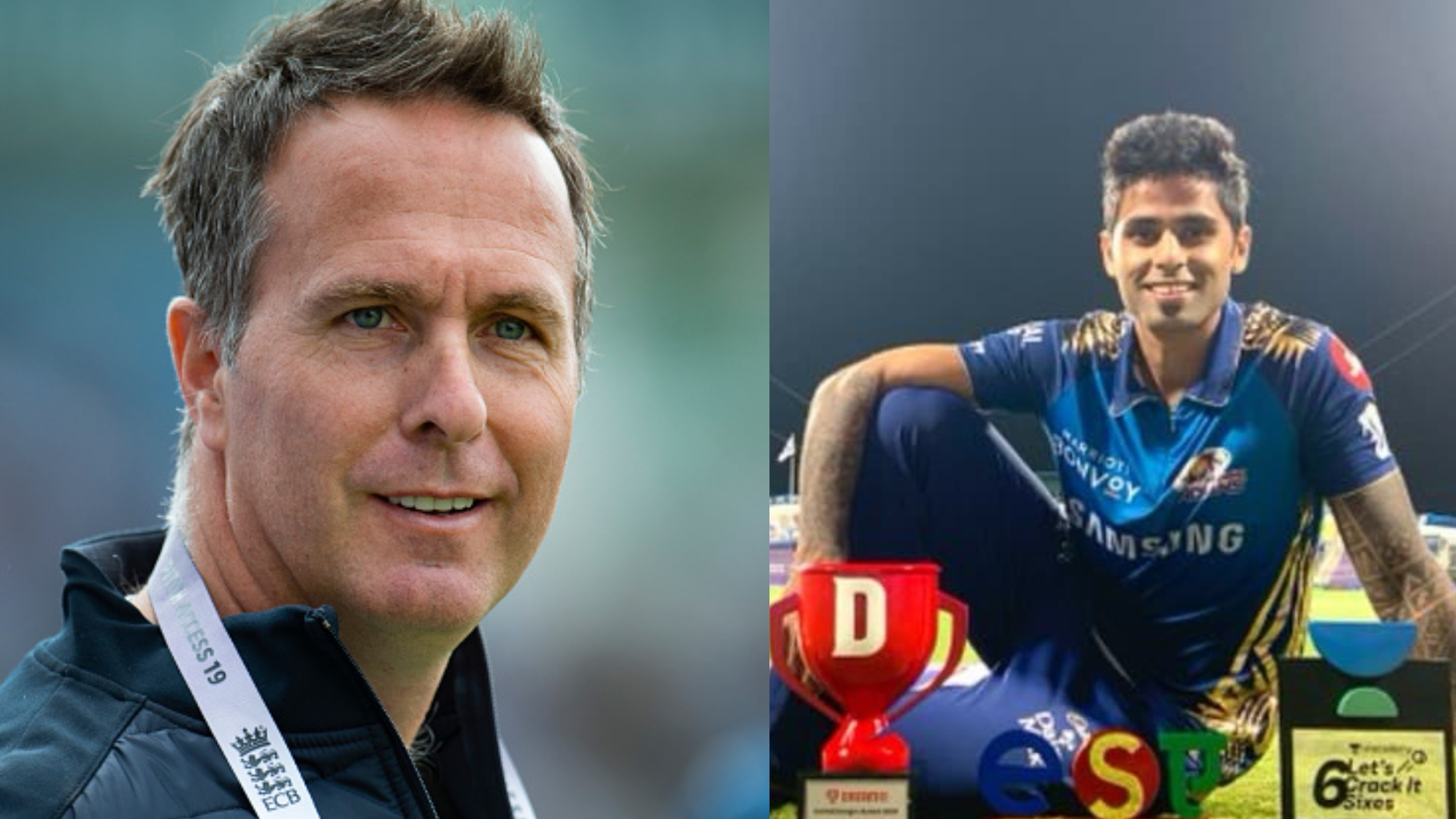 IPL 2020: Michael Vaughan rates Suryakumar Yadav as one of the best batsmen against spinners