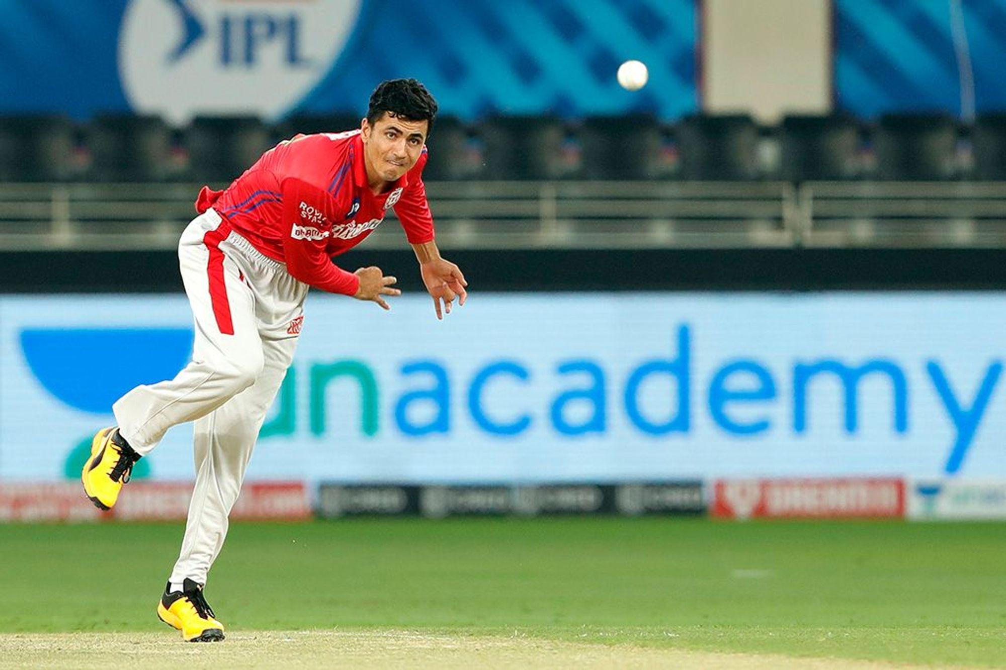 Mujeeb Ur Rahman   BCCI/IPL