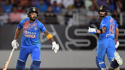NZ v IND 2020: Rahul says picking right shots is his success mantra; Kohli applauds his bowlers