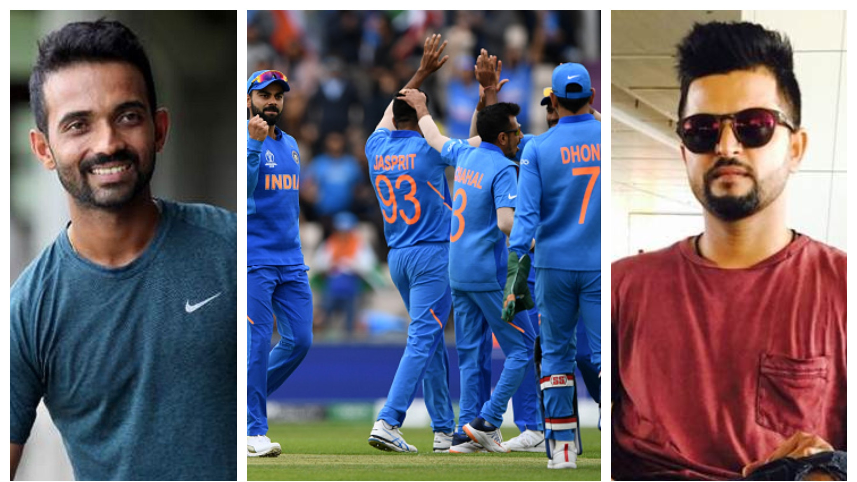 CWC 2019: Indian cricket fraternity wishes Team India well before World Cup opener versus SA