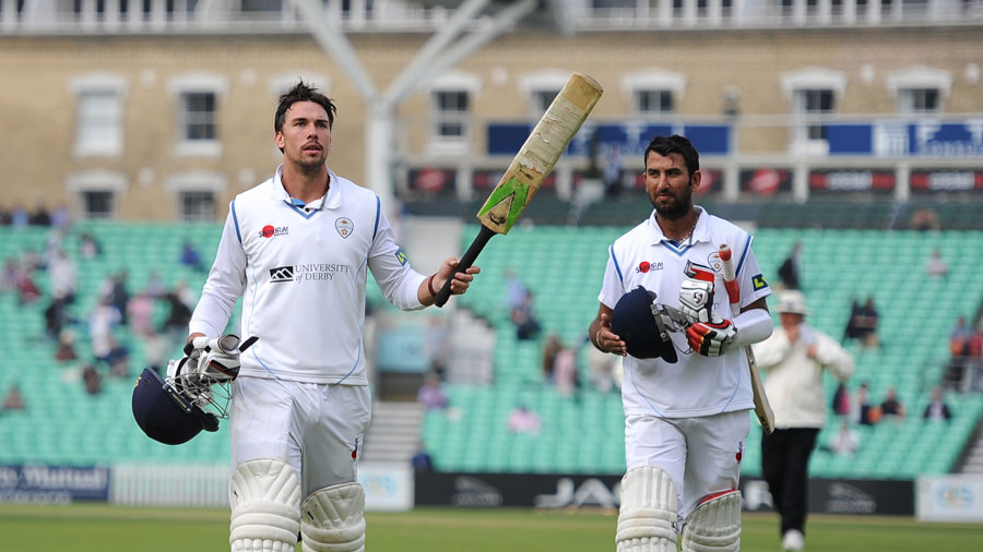 Pujara fails, but Yorkshire beats Lancashire by 16 runs