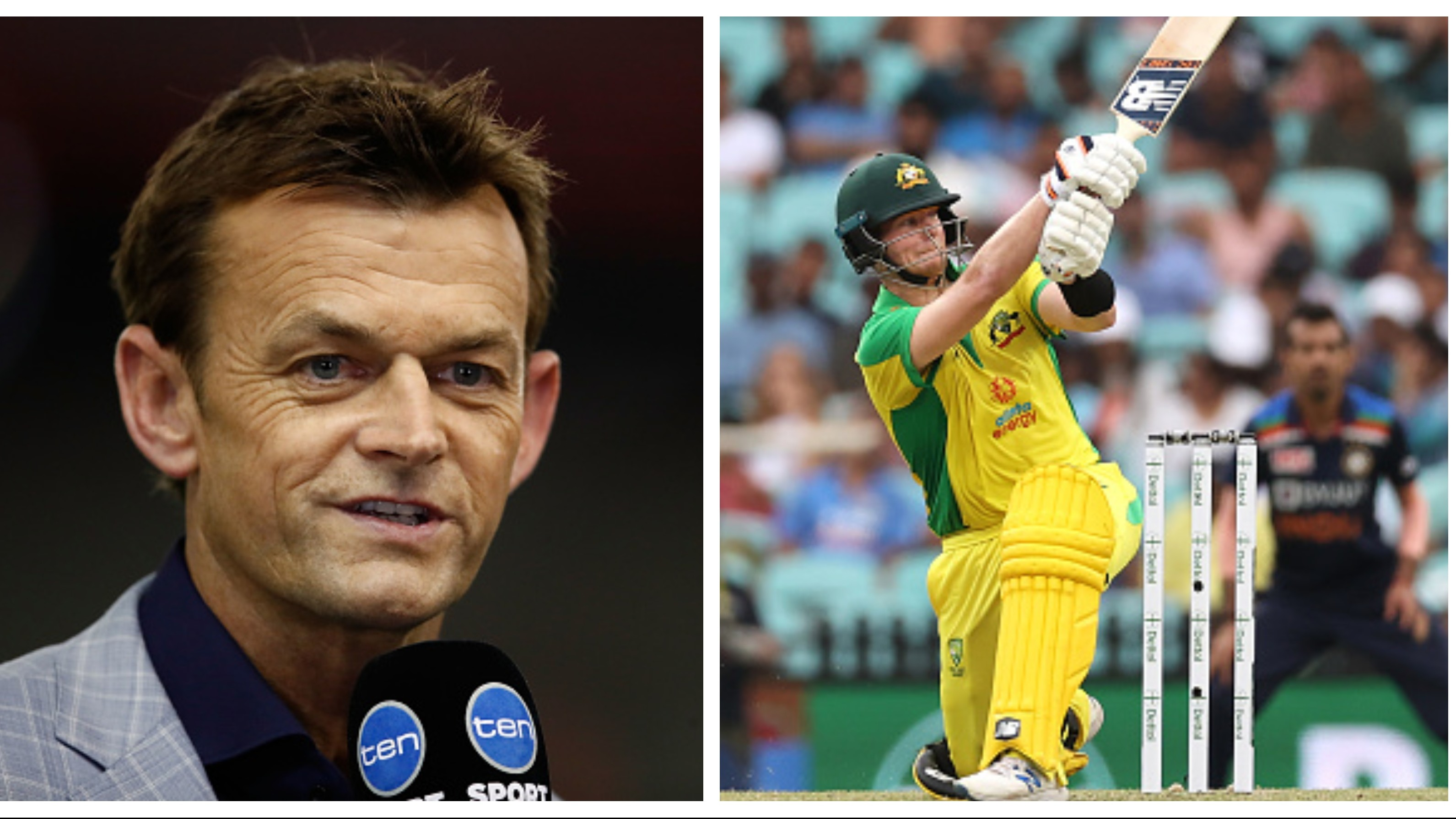 AUS v IND 2020-21: Adam Gilchrist lauds Steve Smith's expanded range after successive ODI tons