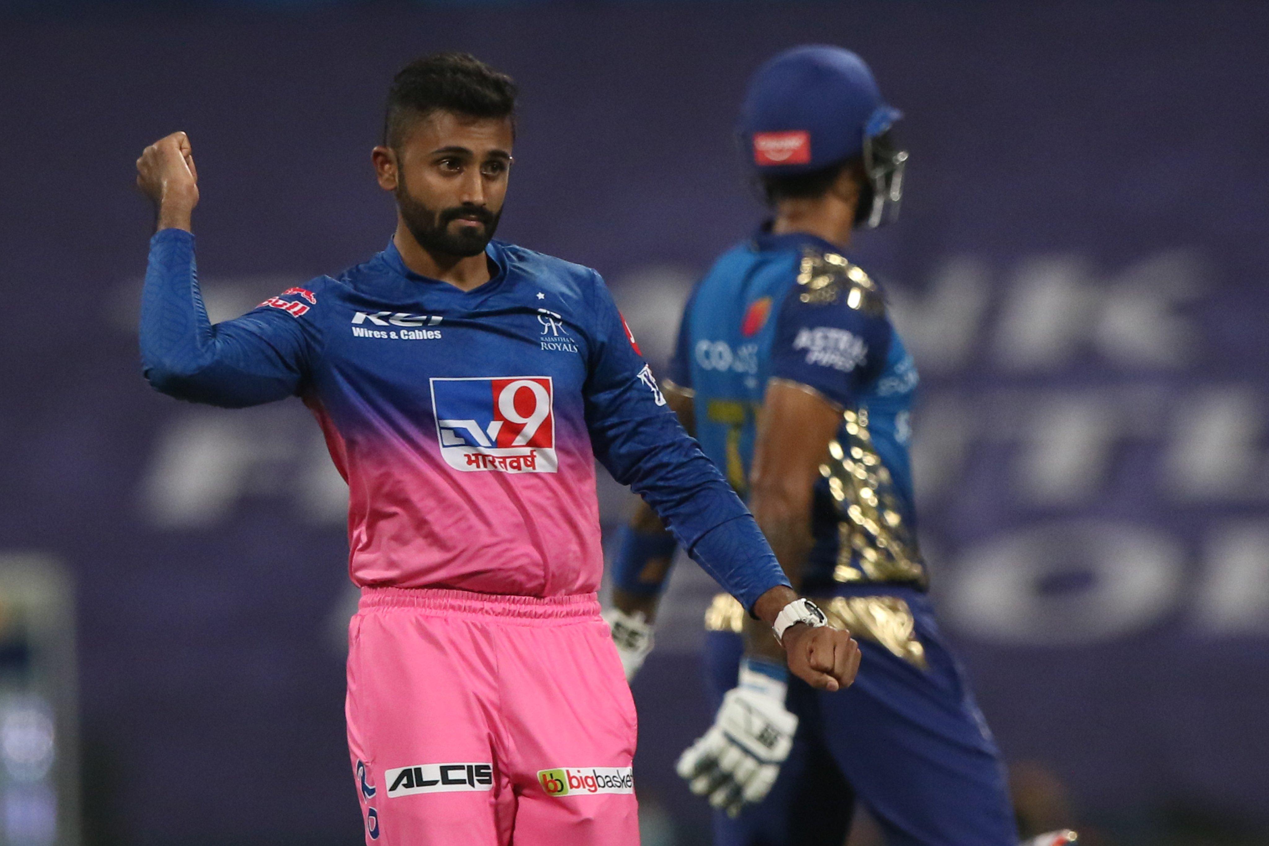 Shreyas Gopal hasn't bowled like the leading spinner for RR yet | BCCI/IPL