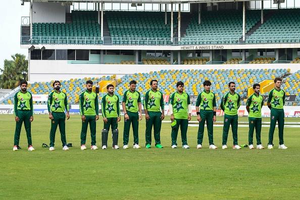 Pakistan cricket team   GETTY
