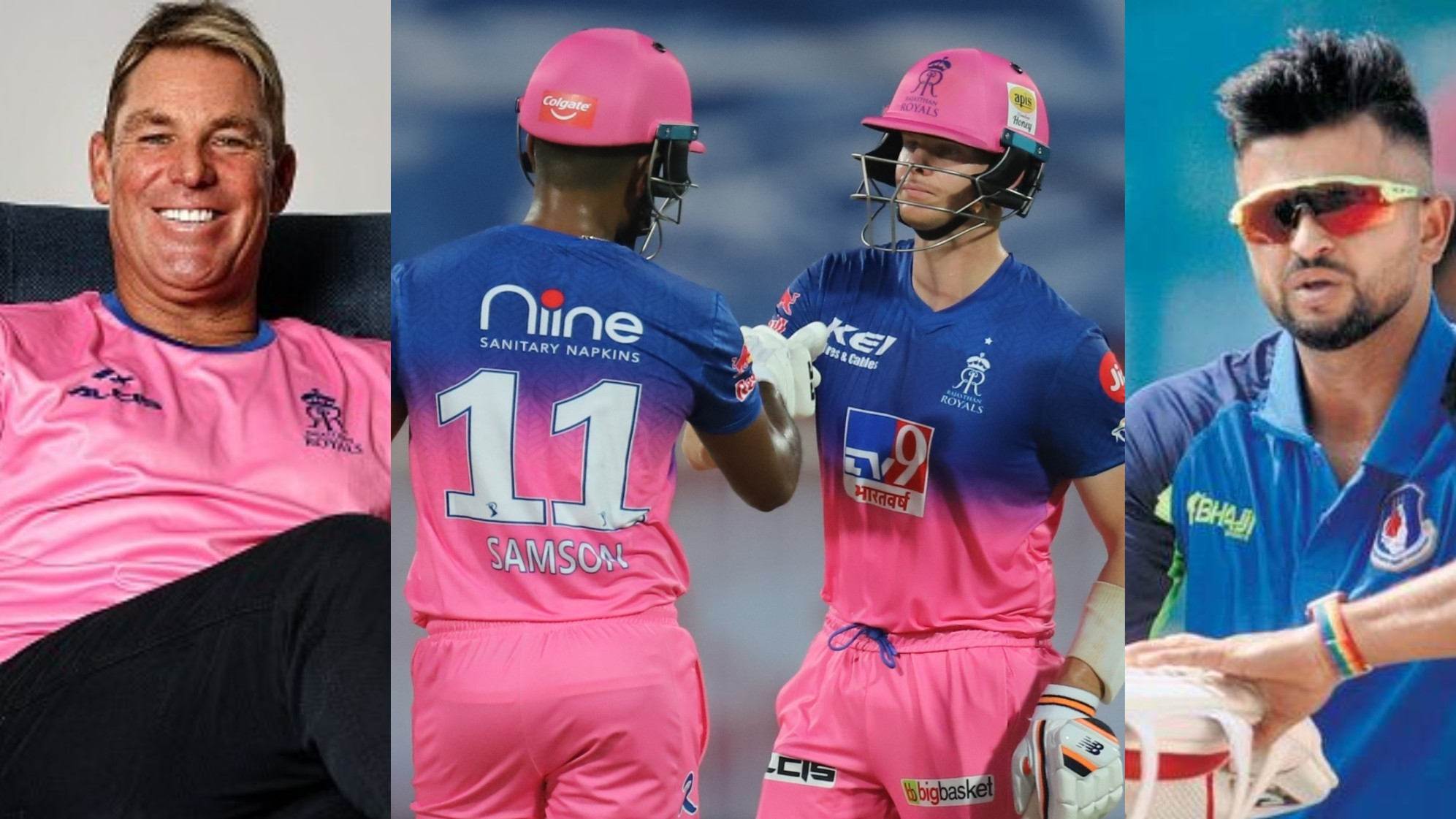 IPL 2020: Cricket fraternity praises RR's 16-run win starring Sanju Samson; Faf du Plessis' effort goes in vain