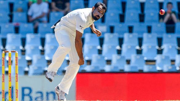 Ranji Trophy 2018:Mohammad Shami violates BCCI's instruction, bowls 26 overs against Kerala