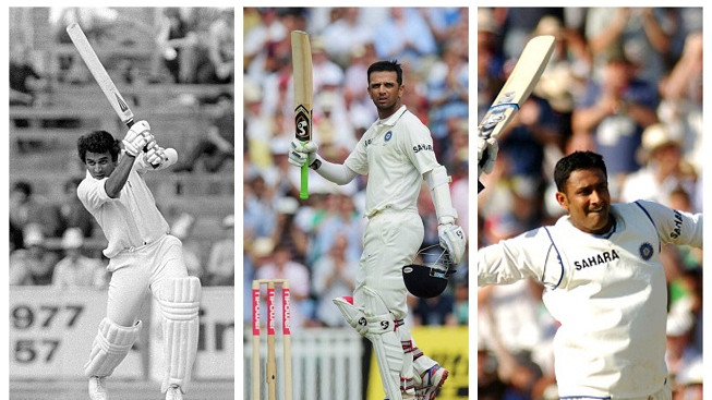 WATCH- 5 best batting performances by Indians at Kennington Oval