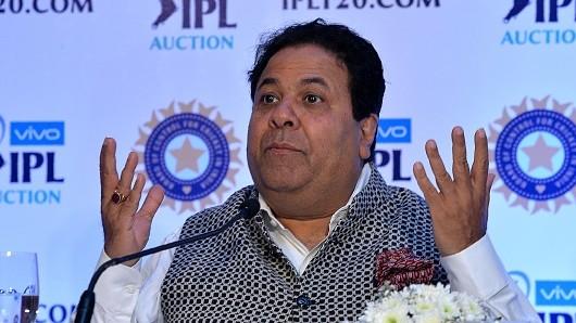 AUS v IND 2020-21: Rajeev Shukla criticized for