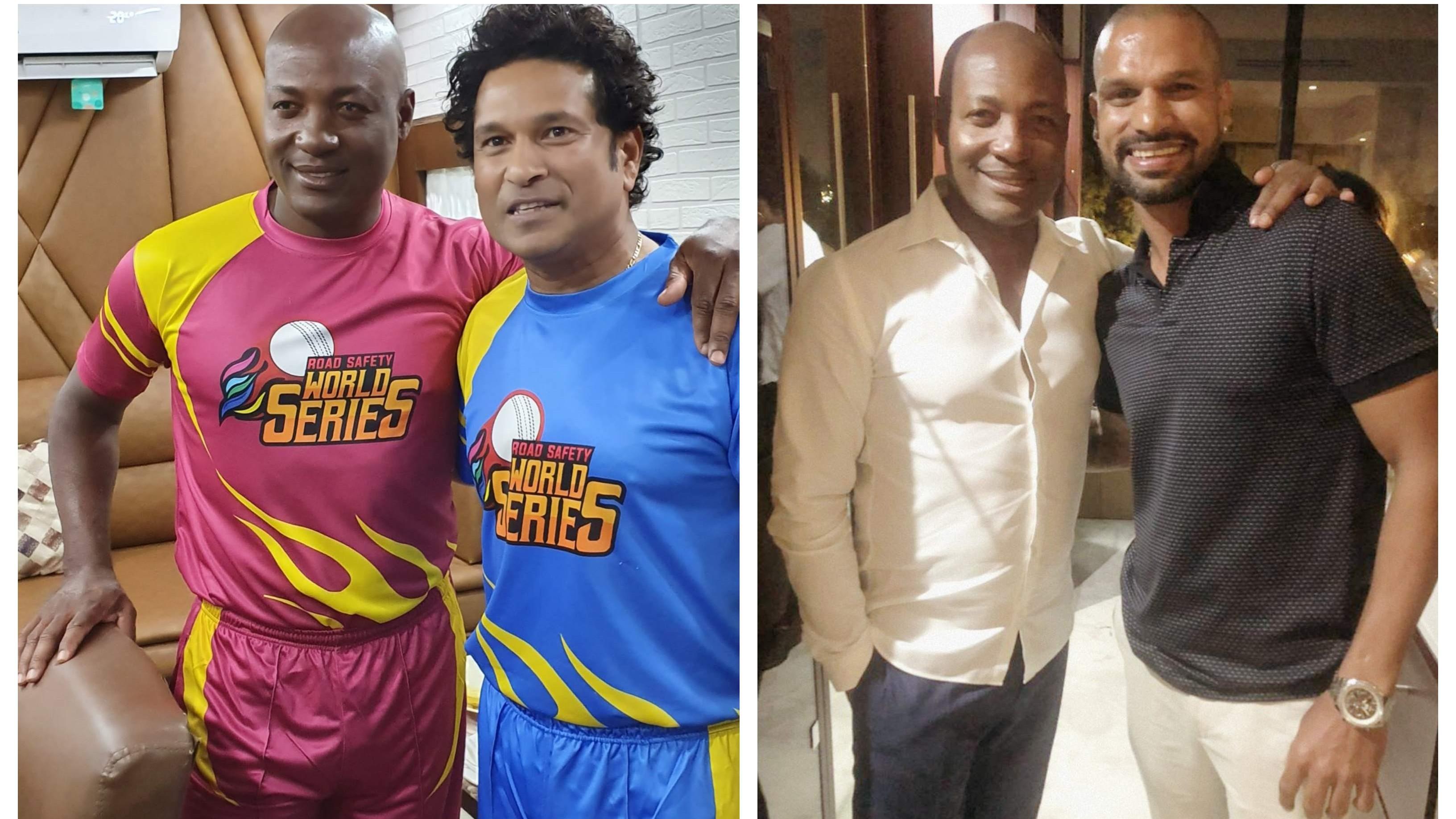 Tendulkar, Dhawan send birthday wishes to Brian Lara as he turns 51