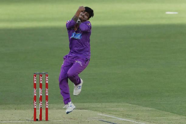 Sandeep Lamichhane   Getty