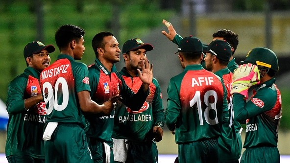 IND v BAN 2019: Bangladesh announce squad for T20I series in India