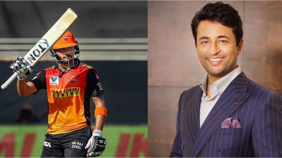 IPL 2021: Manish Pandey should take a break for couple of games, opines Pragyan Ojha