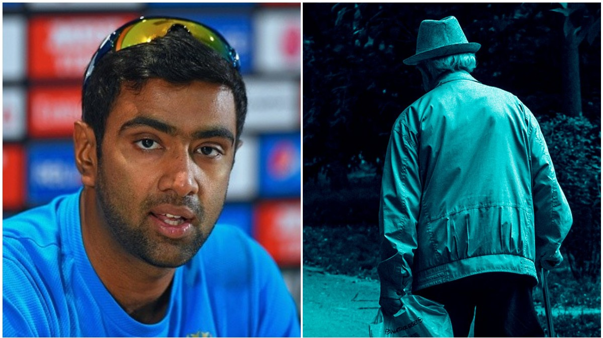 Ravichandran Ashwin reacts to 101-year-old man beating the Coronavirus