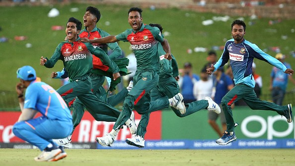 U19CWC 2020: ICC to investigate the altercations between India and Bangladesh players