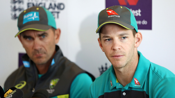 ENG v AUS 2018: Australia won't compromise with their competitive spirit, says Tim Paine