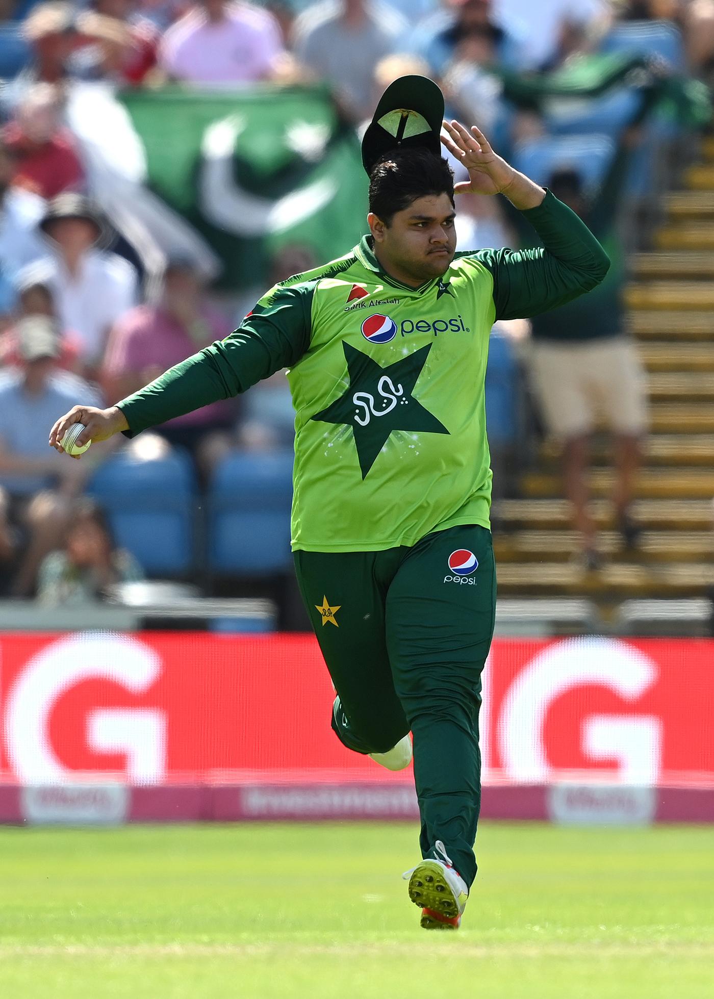 Azam Khan of Pakistan | Getty