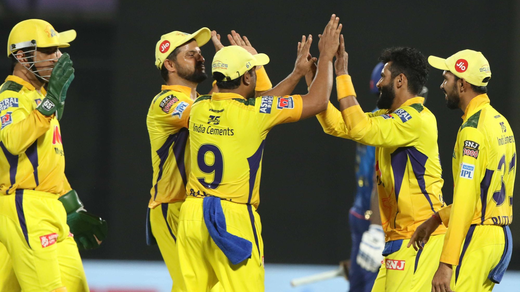 IPL 2021: Three members of CSK contingent test COVID-19 positive; all the players test negative