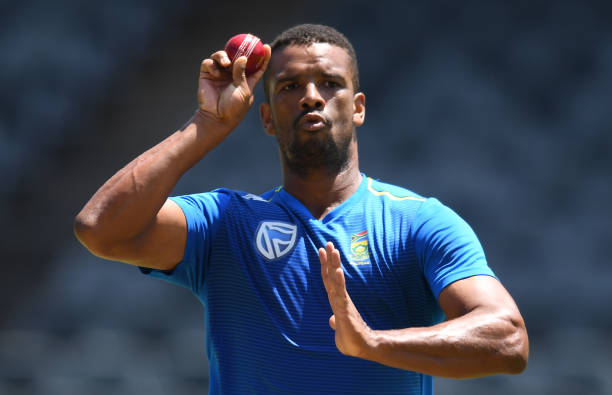 Vernon Philander will retire from international cricket after Johannesburg Test against England this week. (photo - getty)