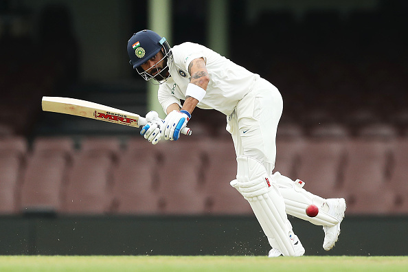 Virat Kohli struck form in the only warm-up tie | Getty Images