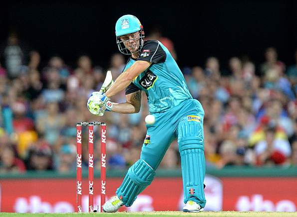 Watch: Chris Lynn's compilation of 100 sixes in Big Bash League