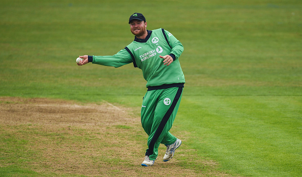 Paul Stirling to lead Ireland in the upcoming T20 contests   Getty Images