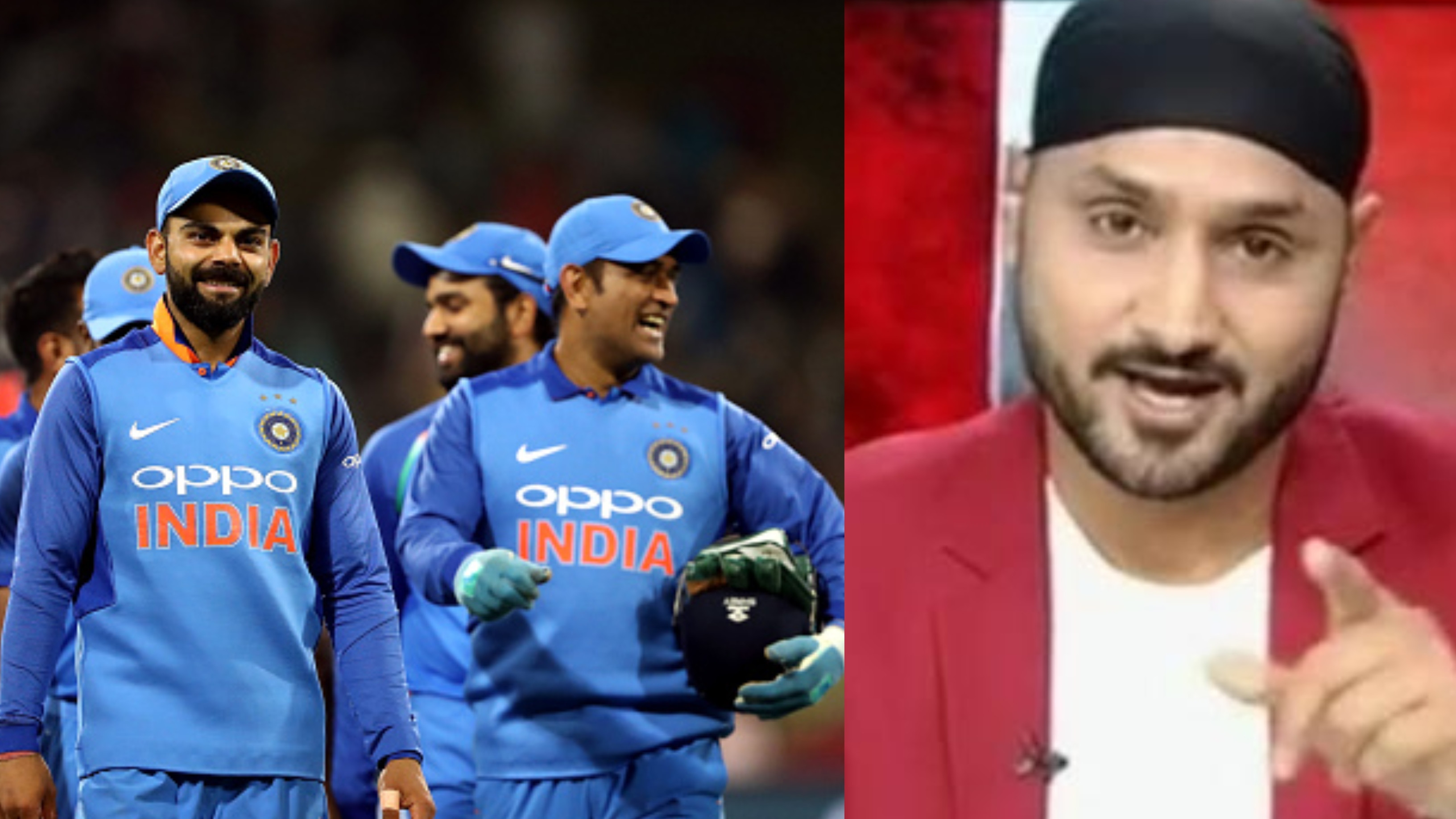 IND v AUS 2019: India should go with a mix-and-match squad for the Australian series, opines Harbhajan Singh
