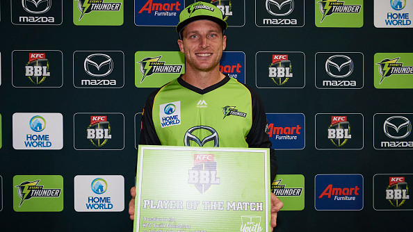 BBL 2018-19: Jos Buttler sets sight on the biggest year of his growing career