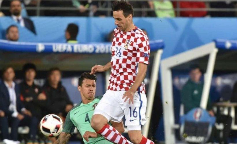 Croatia's Nikola Kalinic was sent back for disciplinary issues from FIFA WC 2018