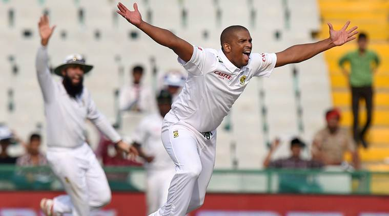 SA v IND 2018: 1st Test - Philander 6-fer takes South Africa 1-0 up as India collapse in humiliating manner
