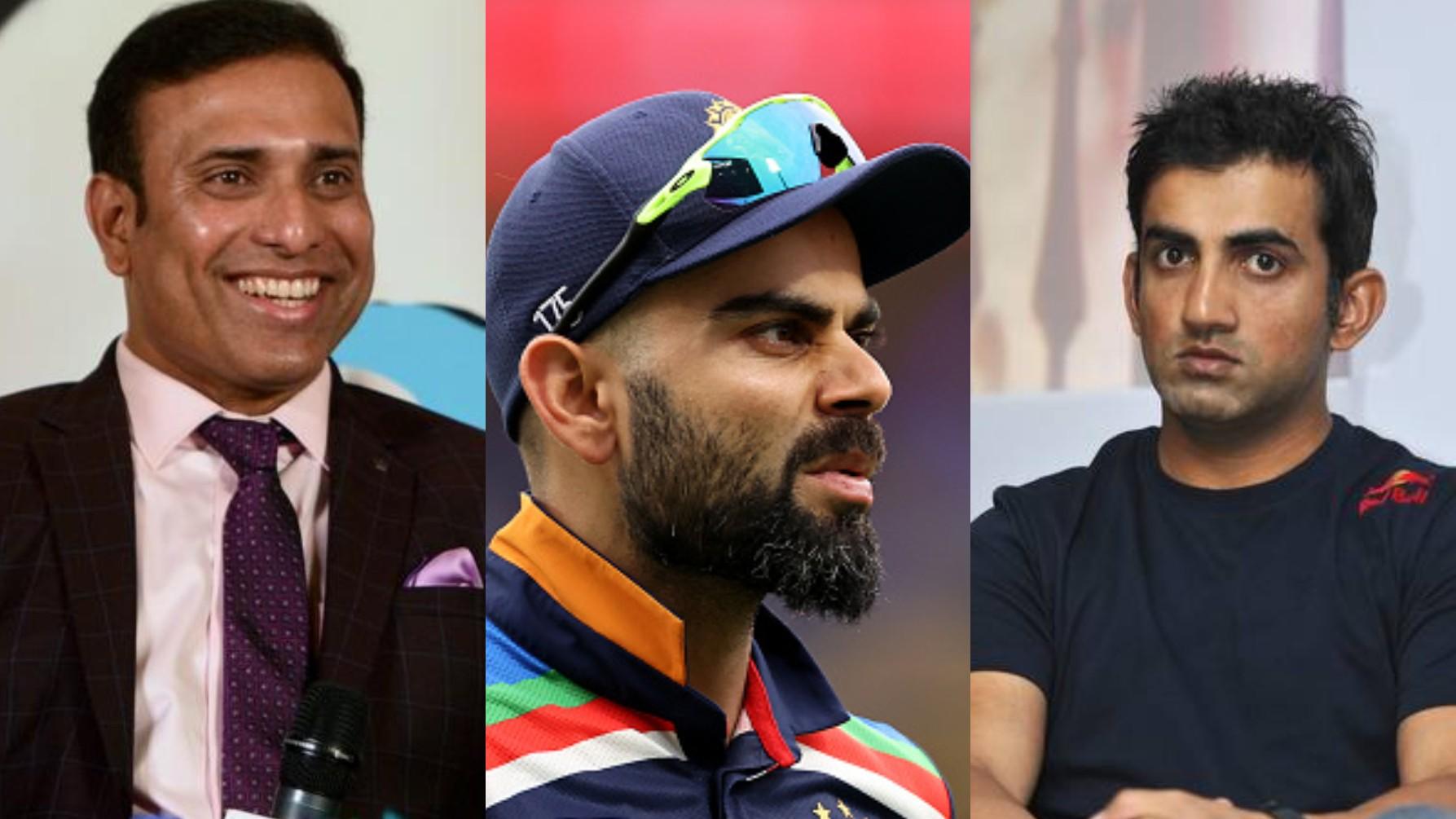 AUS v IND 2020-21: Laxman and Gambhir laud Kohli for his 'phenomenal' run after completing 12,000 ODI runs