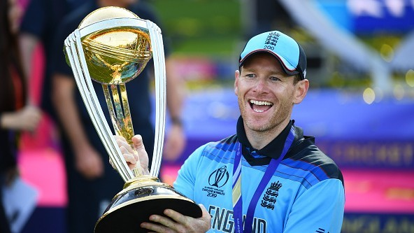 Upbeat Eoin Morgan focusing on next year's T20 World Cup