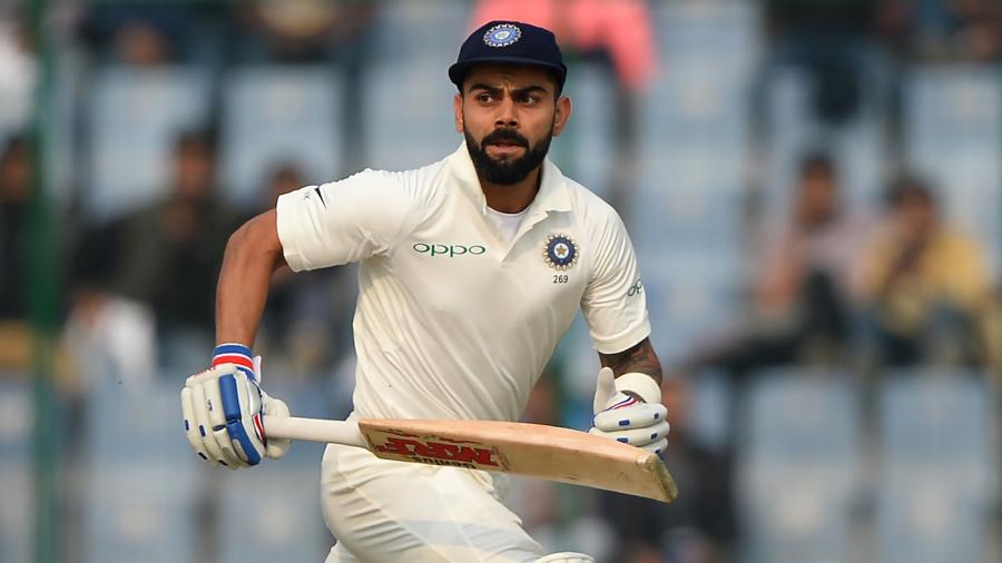 Virat Kohli hits nets post his neck injury