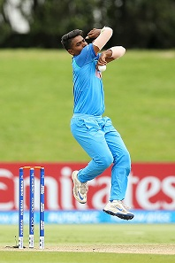 Left arm spinner Anukul Roy picked his 1st ever 5 wicket haul in Youth ODIs | Getty